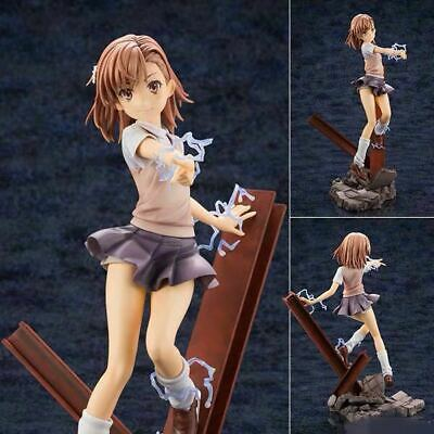 A Certain Magical Index III Misaka Mikoto 1//7 Scale PVC Figure New Loose 24cm