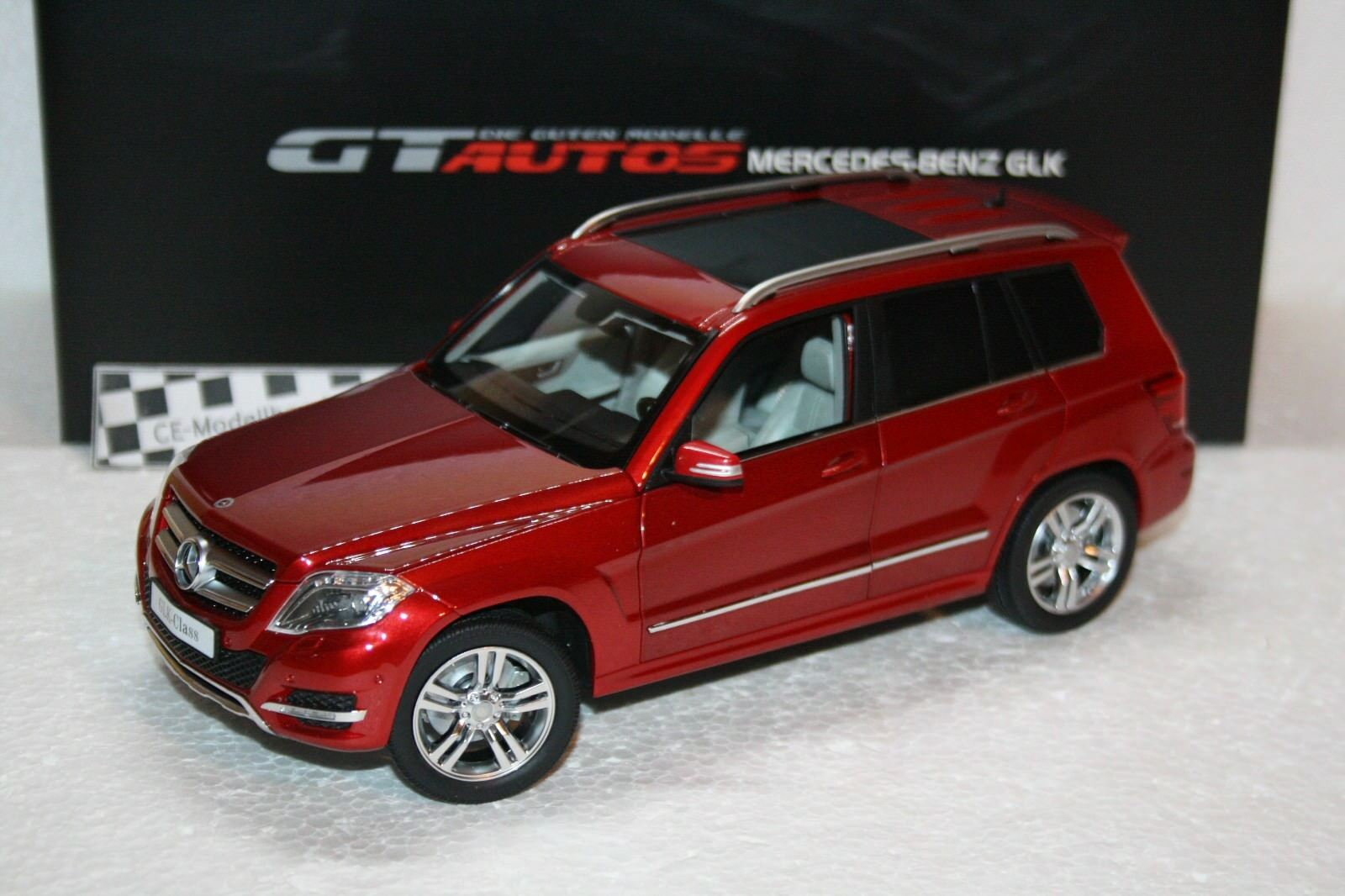 MERCEDES-BENZ GLK  2013  NUOVO  Welly GTA  1 18