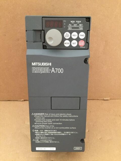 Mitsubishi FR A720 0 4K FREQROL A700 Inverter