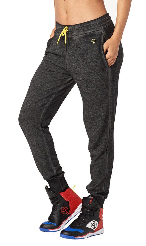 Zumba Fitness Hose Everyone is a a a Superhero Sweatpants Gr.S  NEU    Ein Gleichgewicht zwischen Zähigkeit und Härte  43a070