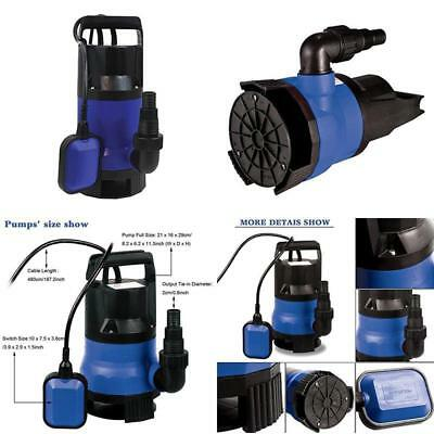 Pools water submersible pump to clean dirty pool pond 1 - How to clean a dirty swimming pool ...