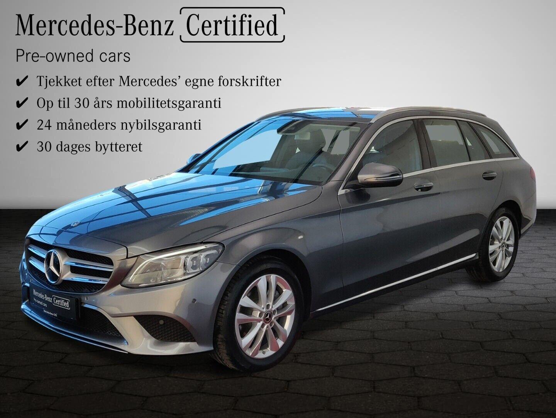 Mercedes C200 1,5 Advantage stc. aut. 5d - 7.495 kr.