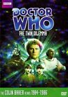Doctor Who EP 137 The Twin Dilema 0883929099153 DVD Region 1