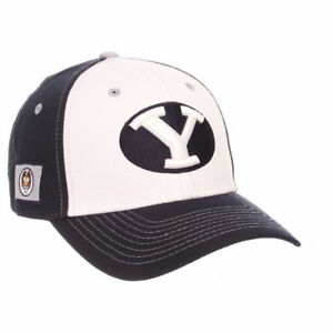 Image is loading Brigham-Young-University-Cougars-NCAA-Panama-Snapback-Cap- 996a2745b43