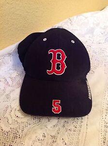 Details about MLB NOMAR GARCIAPARRA BOSTON RED SOX HAT ONE SIZE # 5  BASEBALL CAP TWINS ENT
