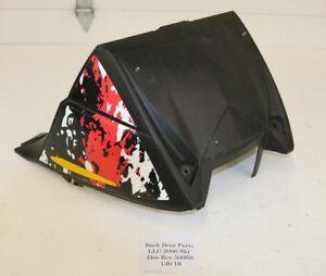 Ski-doo-2006-REV-MXZ-500-SS-500ss-Belly-Pan-Nose-Bottom-Cone-Wrap-Black-136-19