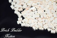 ☀️Lego 1x2 White Bricks x100 building blocks Part Piece Bulk Lot Legos #3004
