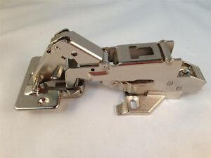 Blum 170 Hinge With Face Frame Plate 71t6550 175l6630 22