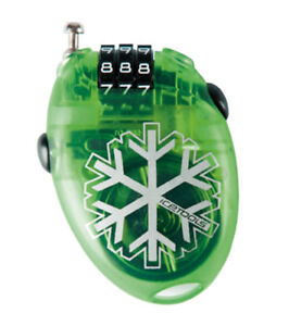 Lock Protection Snowboard N5 Fuse Mrs Combination Lock Clear icetools Lock Green ztBawUEq