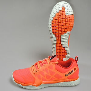 the latest 47d3d aa2d9 Image is loading NEW-Reebok-Mens-ZPrint-Train-Sneakers-Electric-Red-