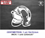 Casco-Bombero-Fireman-Helmet-Vinilo-Sticker-Pegatina-Autocollant-Vinyl-Bike-Moto