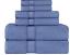 miniature 7 - SPRINGFIELD LINEN 6 Piece Towels Set 2 BATH TOWEL, 2 HAND TOWEL AND 2 WASHCLOTHS