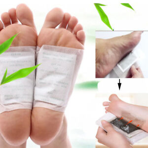 ANTI-INFLAMMATION-SWELLING-GINGER-FOOT-PATCH-10-30-50-100pcs