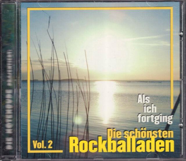 1 Original CD Die schönsten Rockbaladen Vol. 2 - 2005