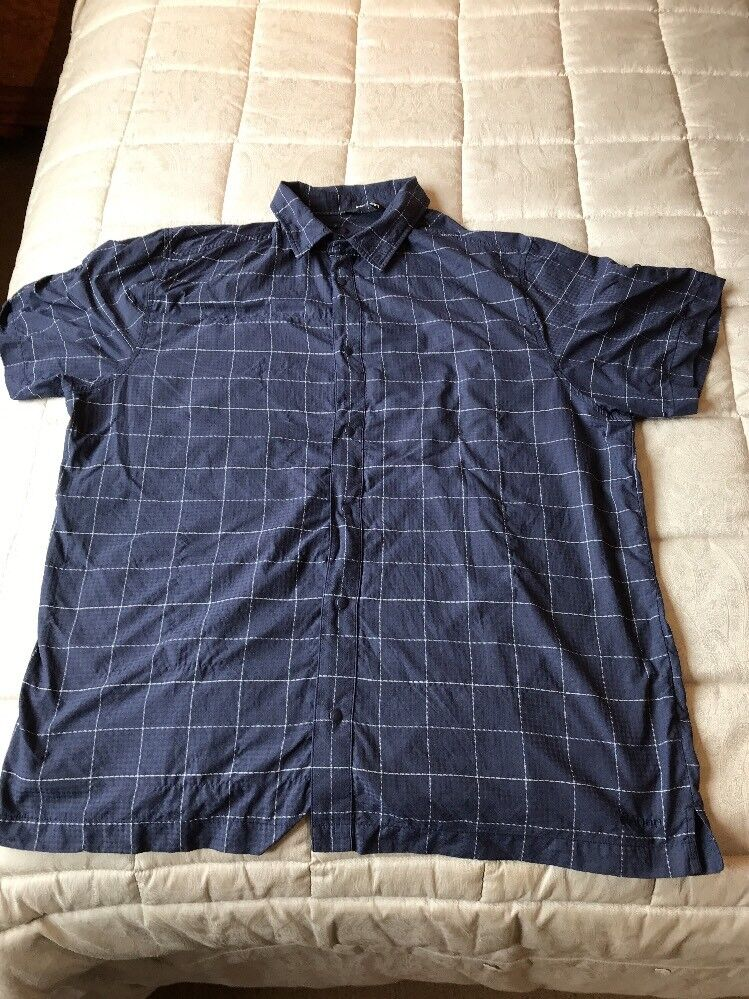 Rohan Men's Aura Shirt With Dynamic Moisture Control Size Large
