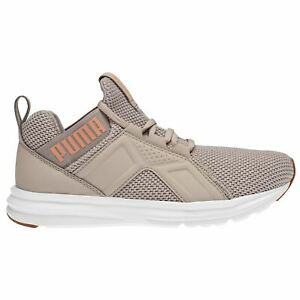 meilleures baskets 68219 25198 Details about Puma Womens Ladies Enzo Weave Trainers Low Top Lace Up Mesh  Sports Shoes
