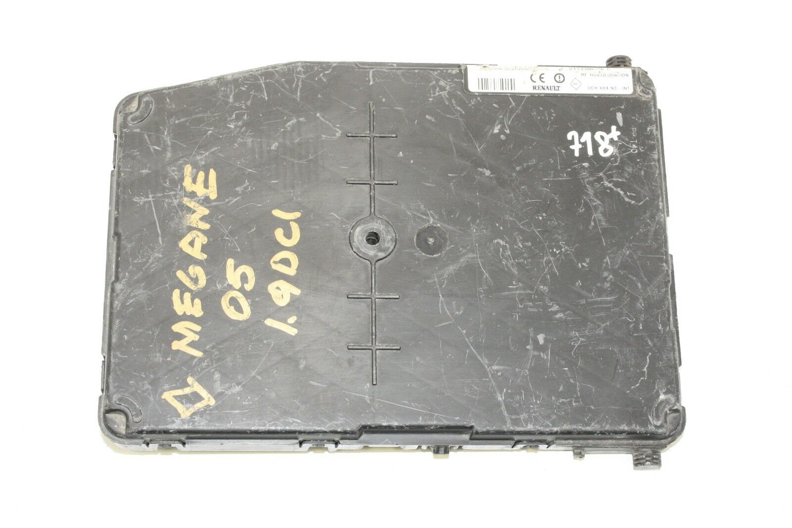 Renault Scenic 19 Dci 2004 Body Control Module 8200306435 Ebay Megane Fuse Box Water Norton Secured Powered By Verisign