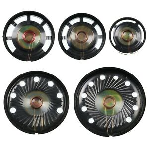 5-Sizes-Small-Speakers-8-Ohm-0-25W-Plastic-Mini