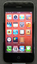 APPLE IPHONE BLACK MODEL A1303 WITH 16G