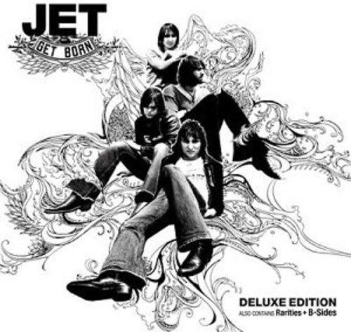 Jet - Get Born [New Vinyl LP] Reissue, Australia - Import