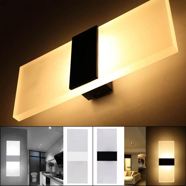 Wall Sconce Lamp Fixture Gu10 Bulb