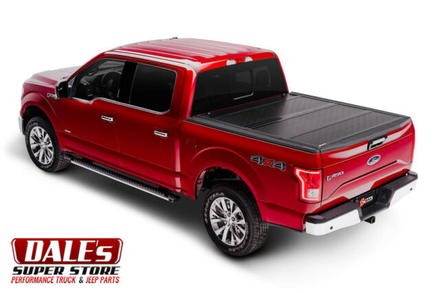 """BAKFlip G2 Folding Tonneau Cover for 2008-2016 Ford Super Duty w/ 6'9"""" Bed"""