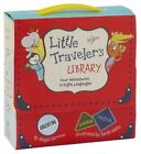 Little Traveler's Library: Four Adventures in Eight Languages by Abigail Samoun (Hardback, 2016)
