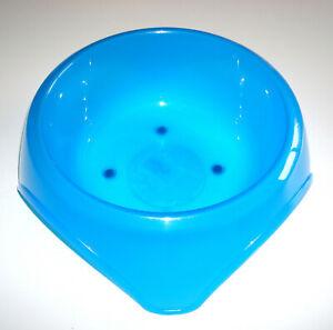 Gamelle-pour-Chiens-Animaux-FRISKIES-Plastiques-Taille-19-5-cm-Bleu-NEUF