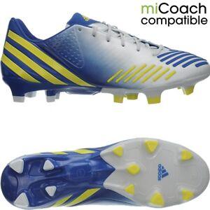 806bc098e Adidas Predator LZ TRX FG professional men s soccer cleats white ...