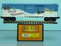 Mth 30-74115 2003 Happy Holidays 40' Box Car