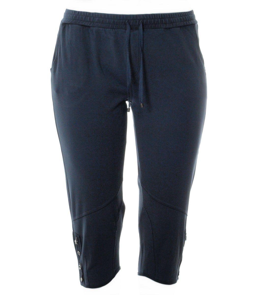 No Secret Stretch 7 8 Jeggings Leggings Damen große Größen in Blaugrau Damenhose