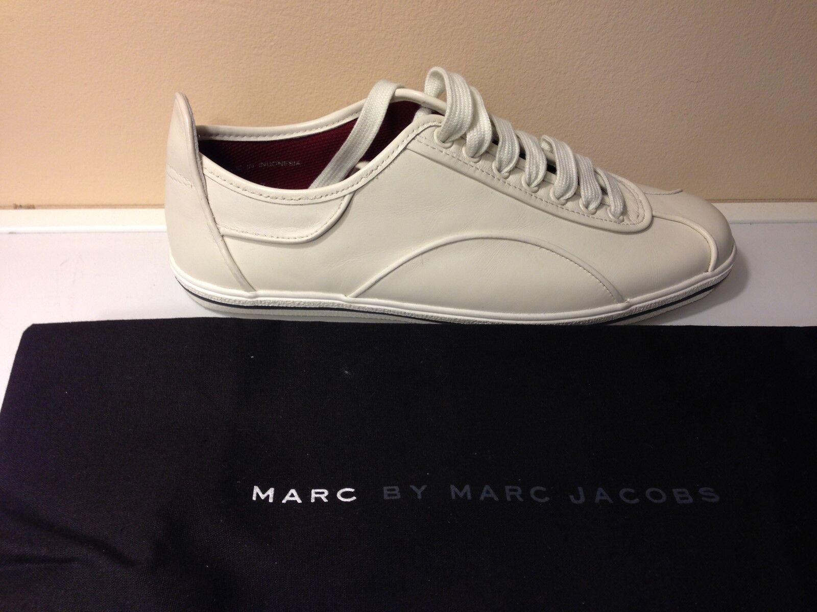 Marc by Marc Jacobs Jacobs Jacobs Donna  verdewich Calf Retro Fashion scarpe da ginnastica (bianca) 91e5dd