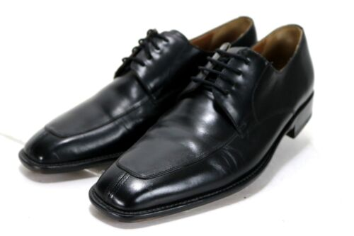 Mezlan Taille Cuir 7 Chaussures Windham 5 Tablier Oxford Noir Homme Toe 210 AvqHRw5