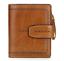 Women-Genuine-Leather-Wallet-Bifold-Credit-Card-ID-Holder-Zipper-Retro-Purse-Hot thumbnail 15