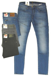 LEE-Jeans-LUKE-SLIM-FIT-modisch-Tapered-W-26-27-29-30-31-NEUWARE