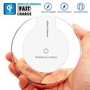 Fast-Qi-Wireless-Charger-Dock-Charging-Pad-For-iPhone-X-8-XS-Samsung-Galaxy-Note