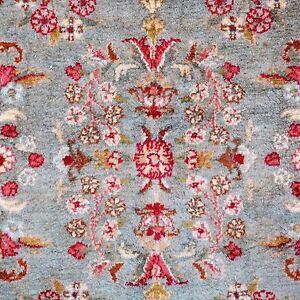 shabby chic orient teppich handgekn pft 160x96cm rug. Black Bedroom Furniture Sets. Home Design Ideas