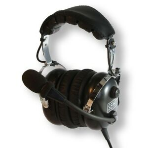 SEHT-SH30-60-Pilot-Aviation-Active-Noise-Reduction-Headset-Helicopter-Connector