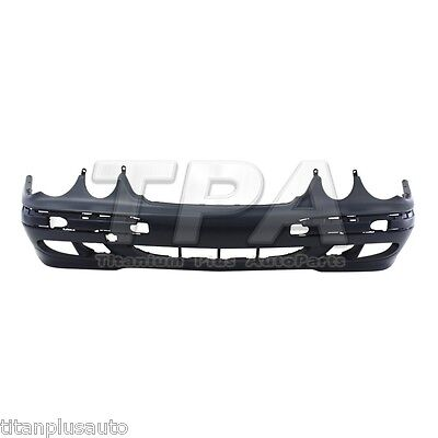 Front Bumper Cover For 2000-2002 Mercedes Benz E320 E430 Primed