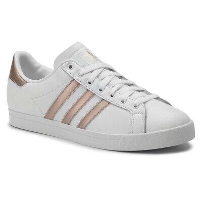 Scarpe Adidas Donna Superstar, Sneakers BronzoBiancoOro
