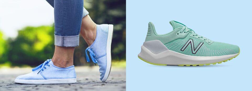 Expresa tu estilo - Sneakers que van contigo