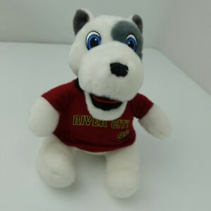 "River City Rascals Plush 8"" Stuffed Toy Dog"