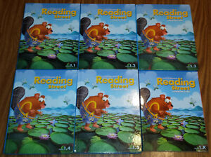 Scott-Foresman-READING-STREET-Grade-1-Common-Core-Set-of-6-Student-Textbooks