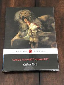 Cards-Against-Humanity-conjunto-de-expansion-de-la-Universidad-Pack-Poster-Nuevo-Sellado