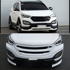 dress up tuning radiator grille for hyundai santa fe 2006 2012 dress up tuning radiator grille for