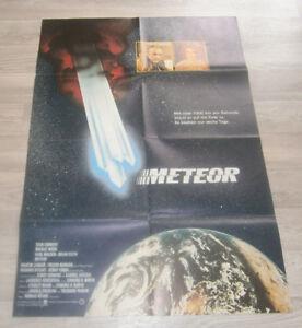 A1 Filmplakat - METEOR - SEAN CONNERY ,Karl Malden