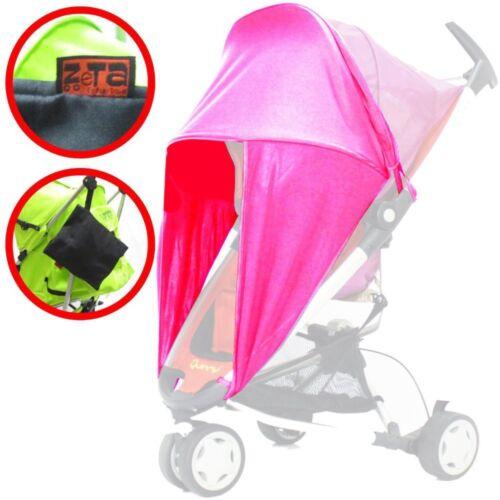Sunny Sail Universal Petite Star Kurvi Pram Stroller Shade Parasol Substitute