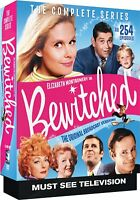 Bewitched Complete Series Season 1-8 (1 2 3 4 5 6 7 8) 22-disc Dvd Set