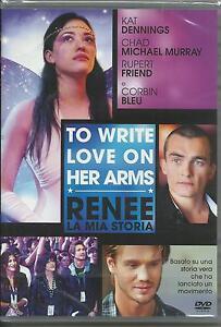 To-write-love-on-her-arms-Renee-la-mia-storia-2014-DVD