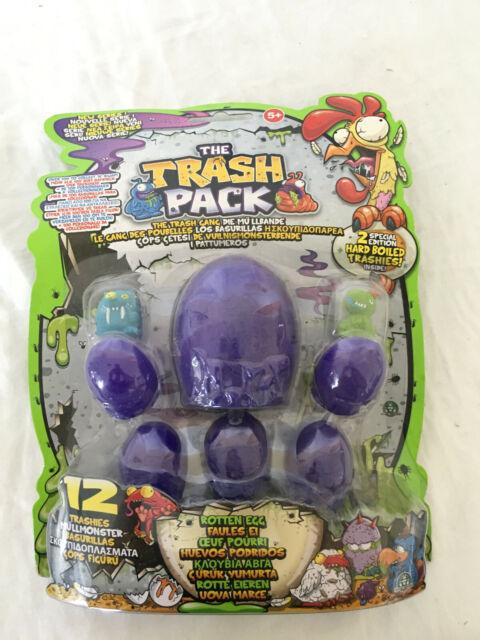 Trash Pack Gross Zombies pack 5 par Trash Pack